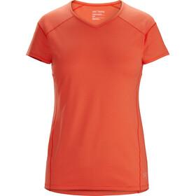 Arc'teryx Kapta T-shirt Dames, astro eden